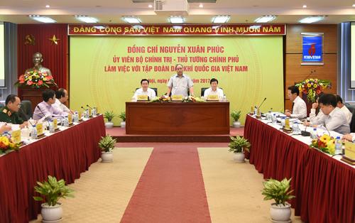 Thủ tướng: PVN tập trung xây dựng đội ngũ, khắc phục tồn tại - Ảnh 3.