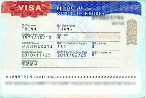 Kinh nghiệm xin visa Hàn Quốc mùa cao điểm - Ảnh 3.