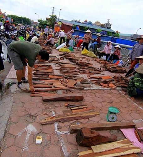 Những khu chợ chỉ bán một mặt hàng ở Việt Nam - Ảnh 3.