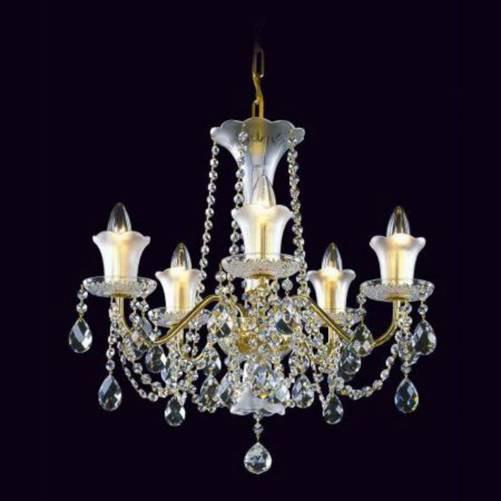 Muốn nhà đẹp và sang, nên sắm kiểu đèn chùm này - Ảnh 3.
