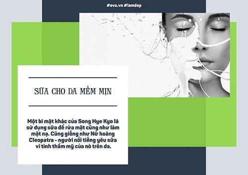 Cô dâu muốn đẹp như Song Hye Kyo, note ngay bí kíp này - Ảnh 8.
