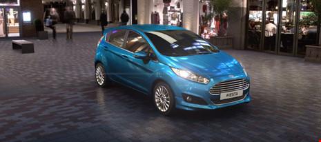 Ford Fiest bán gần 1.000 chiếc trong năm 2016