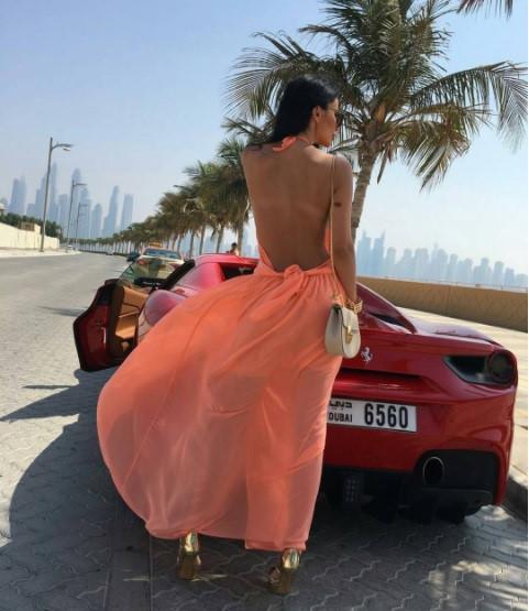 Cuộc sống của hội con nhà giàu Dubai - Ảnh 4.