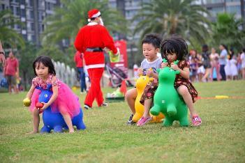 Đại tiệc Giáng sinh Đỉnh - Chất - Tuyệt tại công viên ven sông lớn nhất TP HCM - Ảnh 6.