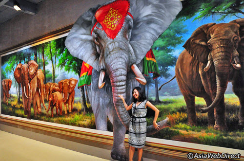 """Những """"thiên đường sung sướng"""" ở Pattaya"""