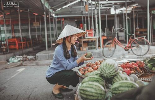 Phiên chợ quê có 1 không 2 ở Quảng Bình - Ảnh 12.