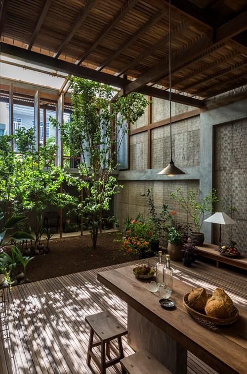 Mê mẩn căn nhà gỗ độc không tưởng ở Châu Đốc - Ảnh 5.
