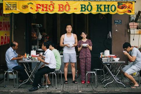 Chuyện tình oan gia của chàng trai Hà Nội và cô gái Sài Gòn - Ảnh 6.