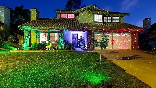 Phát sốt đèn trang trí Giáng sinh siêu độc đáo - Ảnh 5.