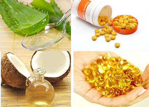 Cách làm trắng da bằng Vitamin E - Ảnh 6.