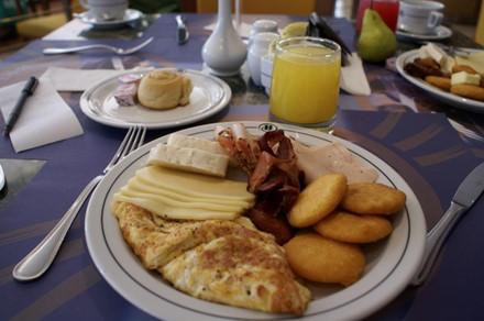 Phát thèm với những bữa sáng ngon tuyệt ở khắp nơi trên thế giới - Ảnh 15.