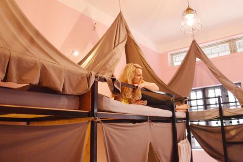 10 hostel ở Sài Gòn cho thuê giá 200.000 đồng/người - Ảnh 6.