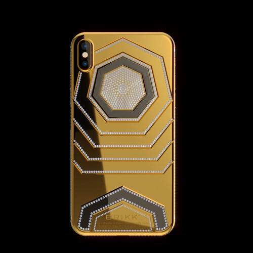 Phát sốt với iPhone X mạ vàng giá 1,5 tỉ vừa lộ diện - Ảnh 6.