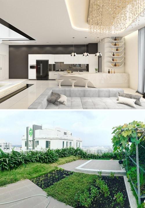 Một triệu USD mua được nhà như thế nào ở Việt Nam - Ảnh 6.