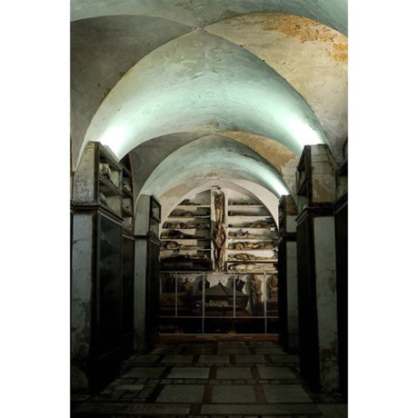 Bí mật những xác ướp trong hầm mộ Capuchin ở Italy - Ảnh 6.