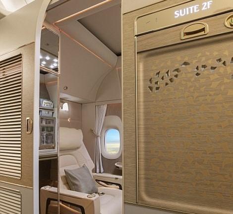 Khoang hạng nhất với không gian riêng cho hành khách - Ảnh 6.