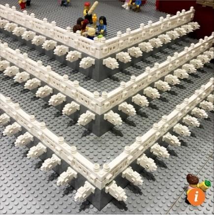 Tái tạo tử cấm thành bằng 500.000 miếng lego - Ảnh 7.