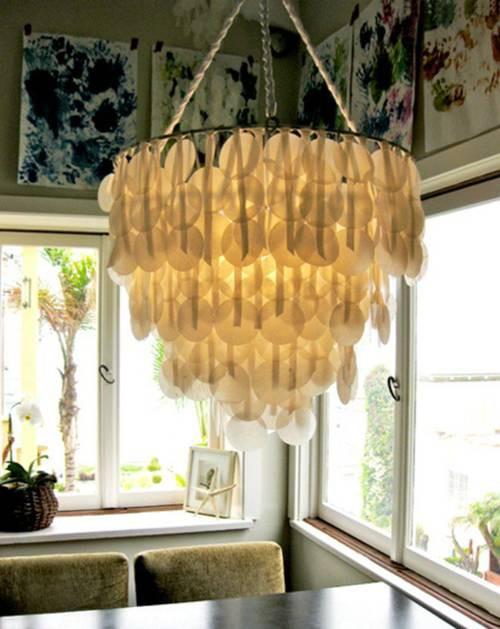 Muốn nhà đẹp và sang, nên sắm kiểu đèn chùm này - Ảnh 7.