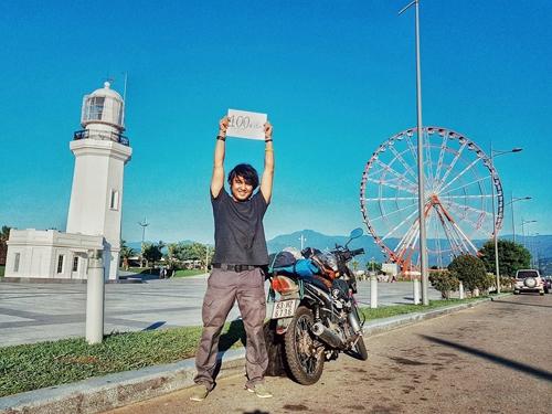 Chặng đường 20.000 km đi xe máy đến Paris của chàng trai Việt - Ảnh 8.