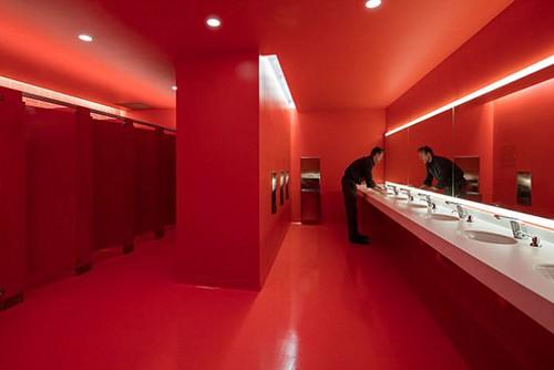 Những toilet đẹp nhất nước Mỹ năm 2017 - Ảnh 8.