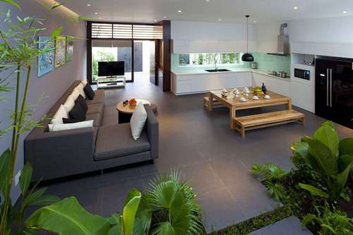 Xu hướng tạo vườn trong nhà trong thiết kế nhà ở - Ảnh 9.