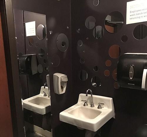 Những toilet đẹp nhất nước Mỹ năm 2017 - Ảnh 9.