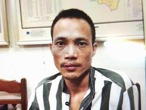 Tử tù Lê Văn Thọ bị bắt - Ảnh 1.