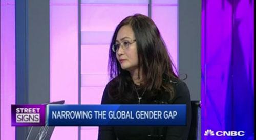 Bà Grace Cheong của Công ty Công nghệ F5 Networks (Mỹ) Ảnh: CNBC