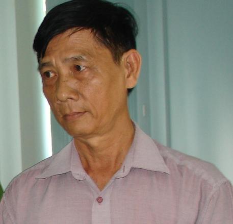 Bị can Trần Thanh Phục. Ảnh: Minh Hào