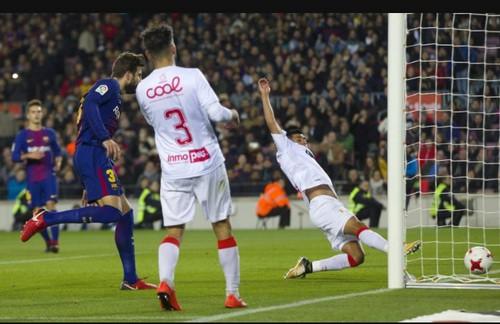 Mở đại tiệc 5 sao, Barcelona đoạt vé vòng 1/8 Cúp Nhà vua - Ảnh 3.