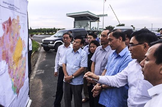 Chọn cán bộ tốt tham gia dự án sân bay Long Thành - Ảnh 2.
