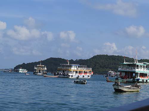 Phú Quốc (Kiên Giang) là 1 trong 3 địa điểm được chọn làm đặc khu kinh tế Ảnh: Vũ Phương