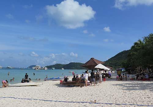 Phú Quốc là điểm đến lý tưởng của du khách Ảnh: Vũ Phương