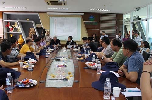 Đoàn Hàn Quốc tìm hiểu công nghệ của VWS - Ảnh 2.