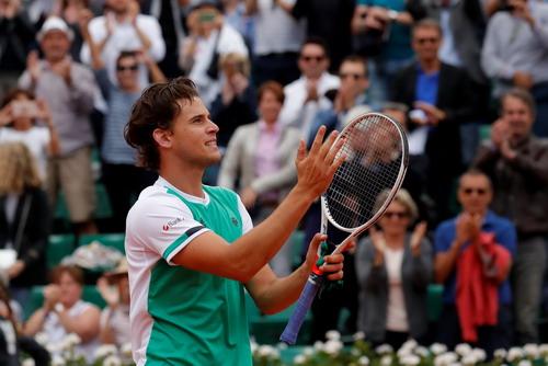 Thua sốc Dominic Thiem, Djokovic mất ngôi vô địch Roland Garros - Ảnh 4.