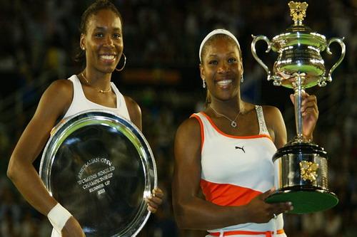 Chức vô địch 14 năm trước của Serena