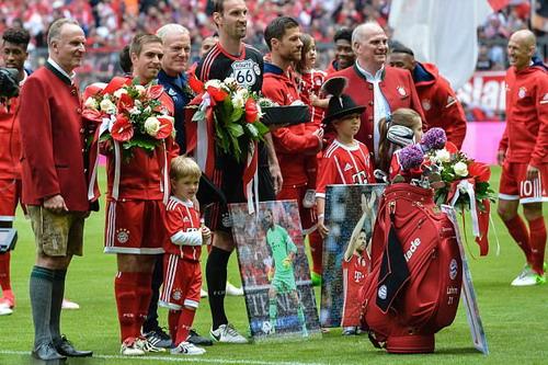Bayern Munich giã biệt Lahm và Alonso - Ảnh 14.