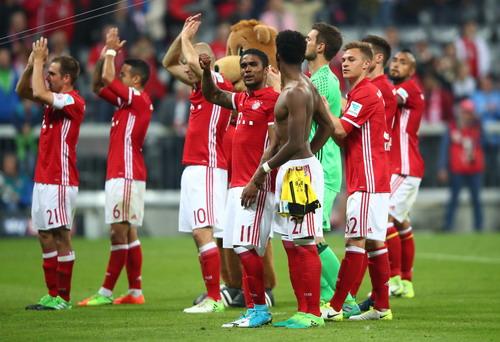 Bayern Munich hướng tới cú ăn ba mùa giải năm nay với phong độ hủy diệt