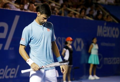 Djokovic liên tiếp thất bại trước Nick Kyrgios quý đầu năm 2017