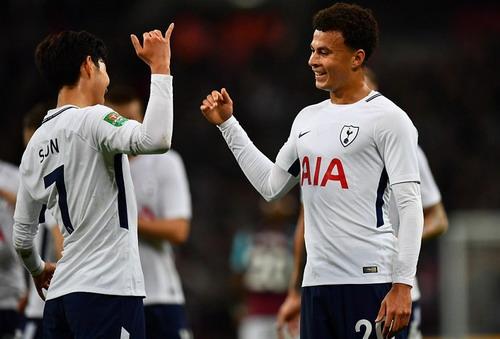 Thua thảm trận derby, Tottenham bị đá văng ở League Cup - Ảnh 2.