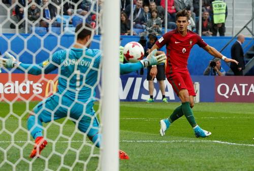 Ronaldo lập kỷ lục, Bồ Đào Nha nhấn chìm New Zealand - Ảnh 5.
