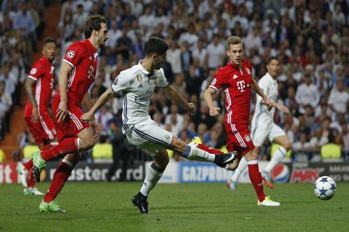 Asensio độc diễn, ghi bàn thắng thứ 4