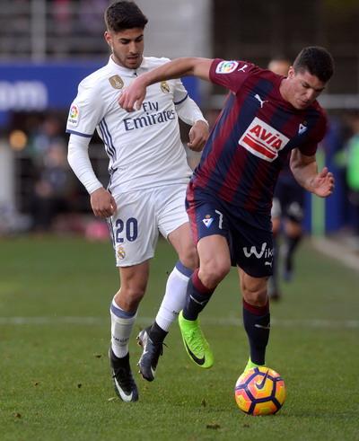 Marco Asensio ghi bàn thắng thứ 4 cho Real Madrid