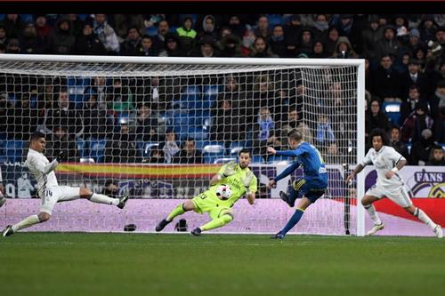 Iago Aspas ghi bàn mở tỉ số cho Celta Vigo