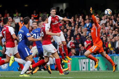 Đại chiến không bàn thắng, Arsenal chia điểm với Chelsea - Ảnh 5.