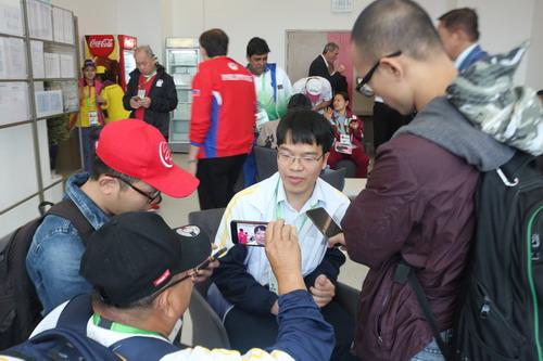 Lê Quang Liêm giành HCV AIMAG, lên hạng 20 thế giới - Ảnh 2.