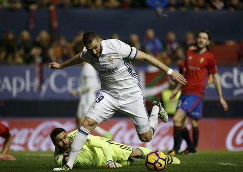 Benzema hiệu quả với những pha bóng kiến tạo