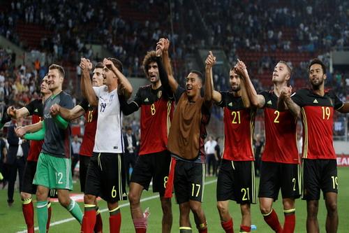 Bỉ giành vé đến World Cup, Pháp bị cầm chân tại Paris - Ảnh 4.