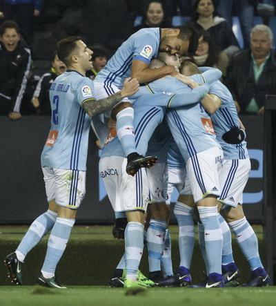Celta Vigo xuất sắc loại Real Madrid ở Cúp Nhà vua