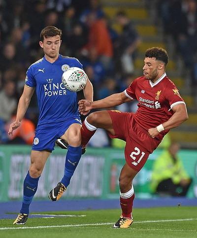 Thua sốc Leicester, Liverpool văng khỏi Cúp Liên đoàn - Ảnh 3.